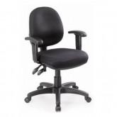 Sapphire Fully Ergonomic Medium Back Office Chair
