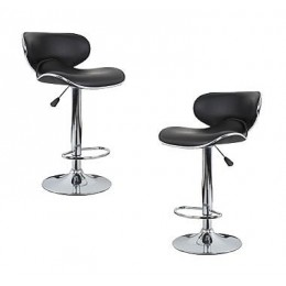Figure-Eight Bar Stools