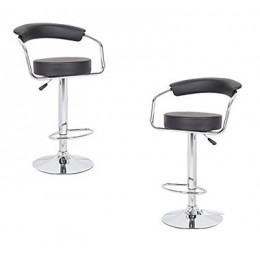 Half Moon Bar Stools