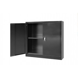 Two-Door Half Stationery Cupboard Locker
