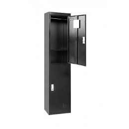 Two-Door Vertical Locker