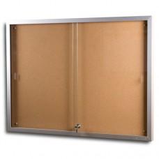 Sliding Glass Door Display Case