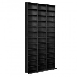 CD DVD Shelf Storage Unit
