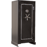 22 Gun Steel Plated Electronic Safe A and B Class