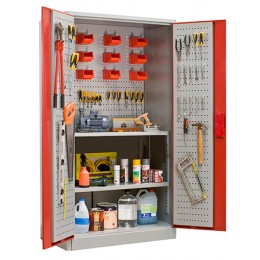 Workshop Cupboard Garage Storage Hanging Space Workbench
