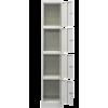 Locker Storage 4 Door