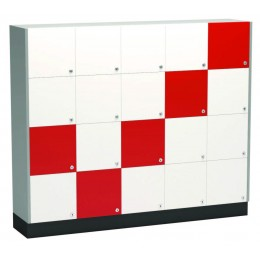 UniLock Modular Lockers