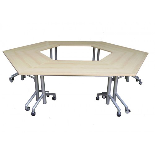 Velocity Folding Table Flip Top Tables Mobile Office Table For
