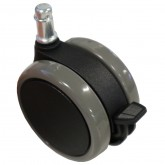 Large Heavy Duty Locking Casters with Foot Break - Chairs