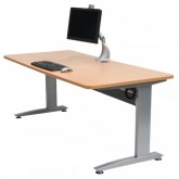 Altex 100 Electric Height Adjustable Desk, Sit Stand Desk