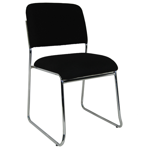 Alto Chair Visitor Meeting Stackable Padded Office