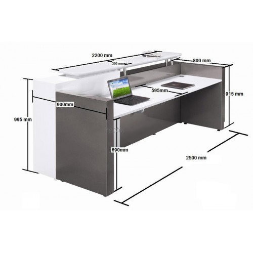 Alpha Reception Counter Desk For Sale Australia Wide Buy