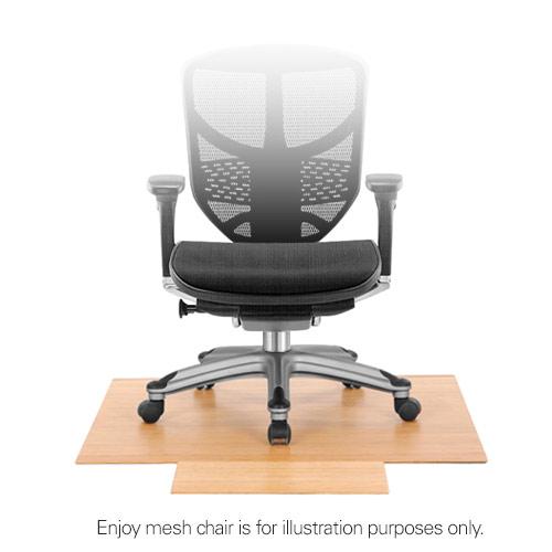 bamboo office chair mats eco friendly chairmat hard floor soft floor floor protection mat. Black Bedroom Furniture Sets. Home Design Ideas