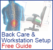 Back Care & Office Setup
