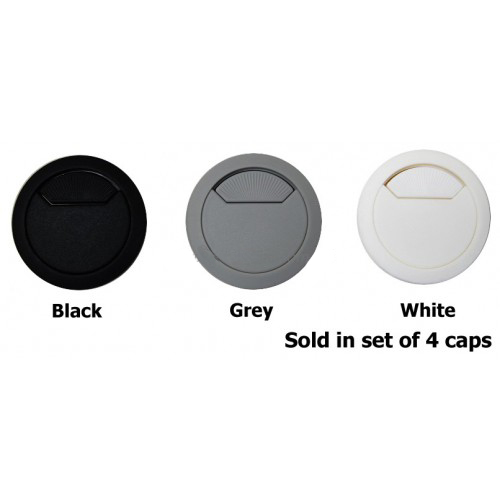 Cable Entry Cover Caps 60mm X 4 Available From