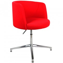 Hula Visitor Swivel Chair Office Tub Lounge