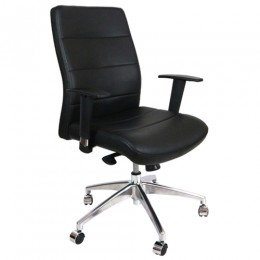 Hilux Executive Office Chair Faux Leather Upholstery