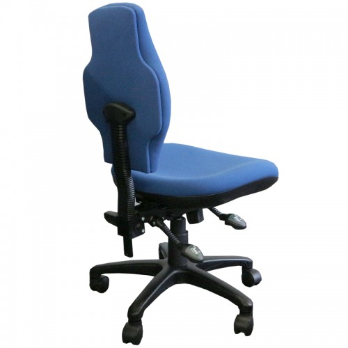 Police Chair Back Rest Designed Shaped For Police