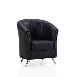 Roxa Tub Chair (1 or 2 Seater) PU Leather