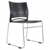 Zebra Chair (Plastic)