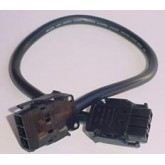 Soft Wired Connector Lead 20amp
