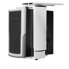 Computer Tower / CPU Holder - White