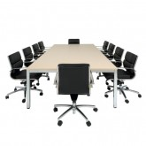 Cubit Meeting / Boardroom Table - 1500 Wide