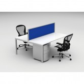 Cubit Raceway - 2 Person Desk Pod