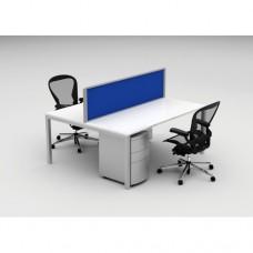 Cubit Raceway - 2 Person Desk Pod