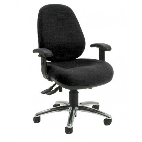 Delta Ergonomic Office Desk Chair Australian Made For Sale