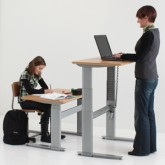 Altex 100 Electric Height Adjustable Standing Desk