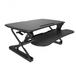 Arise Deskalator Sit Stand Desk Riser