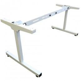 MyHeight Manual Height Adjustable Sit Stand Desk - Frame Only