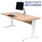 Altex 200 Heavy Duty Electric Height Adjustable Standing Desk