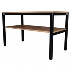 Drafting Table with Shelf