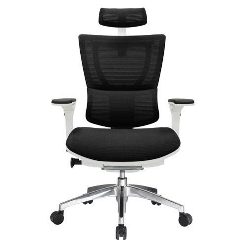 ergoflex ioo ergonomic mesh chair with headrest for sale australia