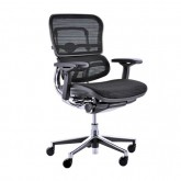 Ergohuman V1, Mesh Office Chair No Head Rest