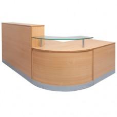 Flow Reception Counter Desk