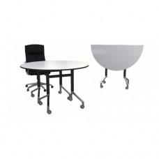 Eiffel Folding Table Round - Custom Sizes