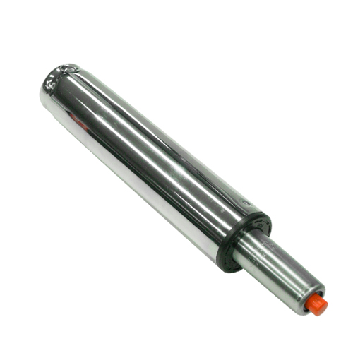 Gas Lift Cylinder : Chrome office chair gas lift pneumatic cylinder for