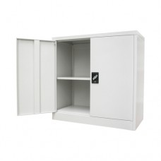 Half Height Storage Cupboard 900 High 3 Point Lockable Stationary