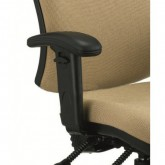 Office Chair Height Adjustable Arm Rests