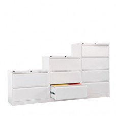 Lateral Filing Cabinets - Metal