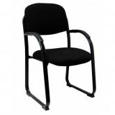 Morgan Sled Base Chair