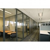 System 50 Demountable Partitioning