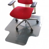 Office Chair Mats, Clear PVC Mat Chairmat Hard Floor