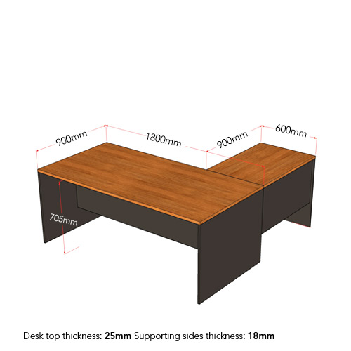 Office Desk and Return For Sale Australia wide | Buy Direct Online