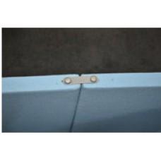 35mm Straight Desk Bracket