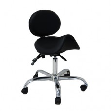 Saddle Chair - with Back