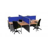 System 30 4 Pod Workstation